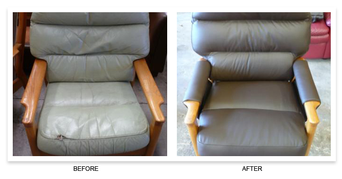 Leather Upholstery Melbourne
